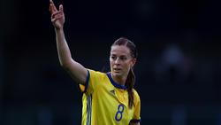 Lotta Schelin verabschiedet sich von der großen Fußballbühne