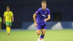 Dani Olmo gilt in Kroatien als kommender Superstar