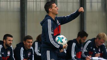 Thomas Wörle und die FCB-Frauen holten den nächsten Sieg