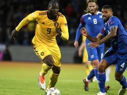Lukaku es internacional con la selección belga.
