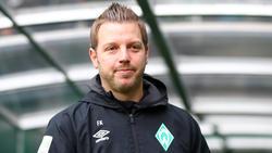 Florian Kohfeldt spielt am Samstag mit Bremen in Dortmund