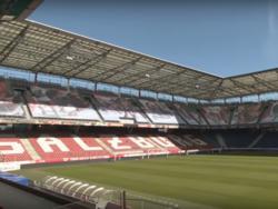 So sieht die Salzburger Red-Bull-Arena nun aus. © youtube.com/FC Red Bull Salzburg (Screenshot)