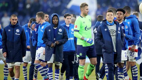 Auf Schalke herrscht Tristesse
