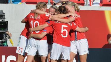 Norwegens Fußball-Frauen haben das internationale Turnier um den Algarve-Cup gewonnen