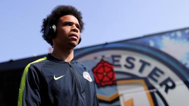 Leroy Sané soll angeblich den Wunsch hegen, Manchester City zu verlassen