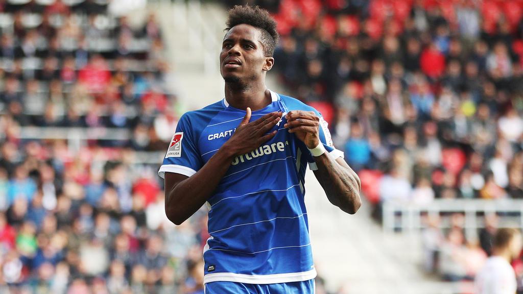Joevin Jones verlässt den SV Darmstadt