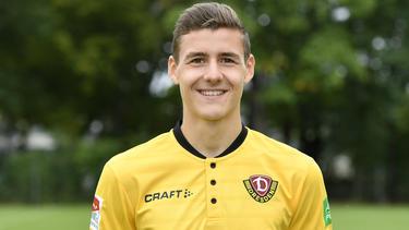Marius Hauptmann wechselt zum FSV Zwickau