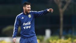 Lionel Messi soll es erneut für Argentinien richten