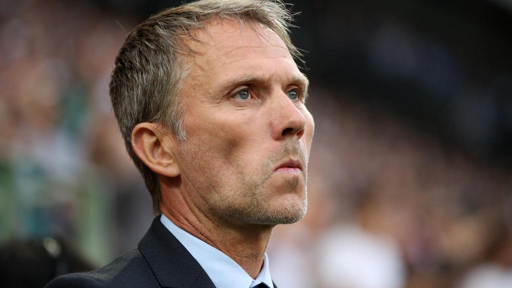 Martin Reim gab seinen Rücktritt bekannt
