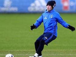 Alen Halilović kam beim Hamburger SV nicht zurecht