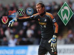 Gerhard Tremmel spielte in seiner Karriere in Deutschland bei einigen namhaften Vereinen