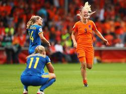 Oranje steht in der Runde der letzten Vier