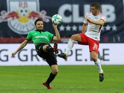 El Leipzig tuvo que remontar en su estadio para hacerse con los puntos. (Foto: Getty)