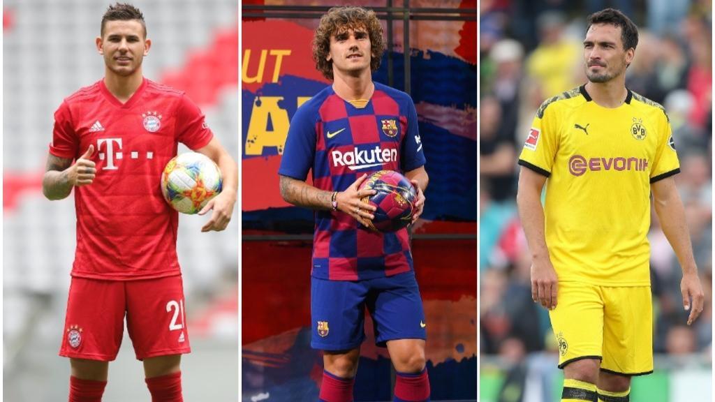 Wo liegen der FC Bayern und BVB im internationalen Vergleich?