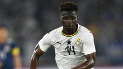 Nana Ampoma steht wohl vor einem Wechsel nach Düsseldorf