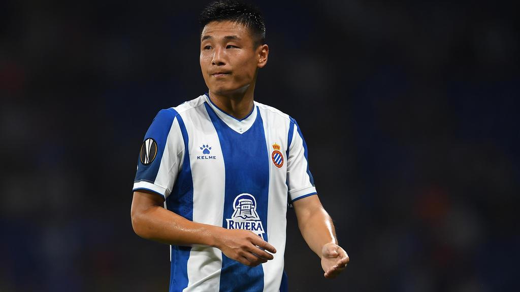 Wu Lei könnte schon bald in die Bundesliga wechseln