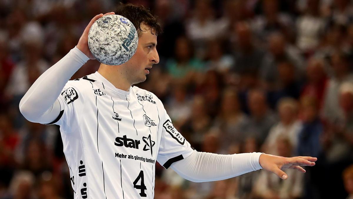 Domagoj Duvnjak war beim Kieler Erfolg der beste Werfer