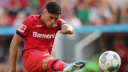 Nadiem Amiri sieht Leverkusen gegen den BVB nicht chancenlos