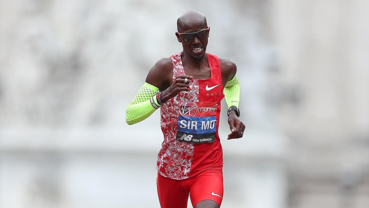 Bestreitet jegliche Dopingvorwürfe: Mo Farah
