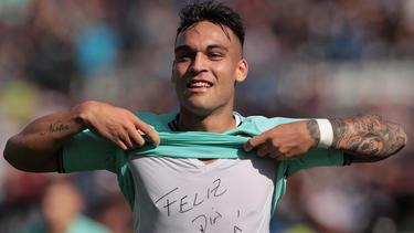 Lautaro fue de nuevo el protagonista del Inter.