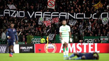 Das Spiel zwischen Lazio und Celtic findet unter höchsten Sicherheitsvorkehrungen statt