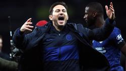 Zuspruch für Antonio Rüdiger von Frank Lampard