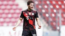 Leon Goretzka spielt seit 2018 beim FC Bayern