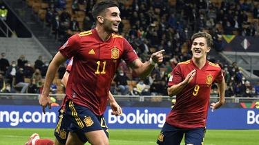 Spanien steht im Finale der Nations League