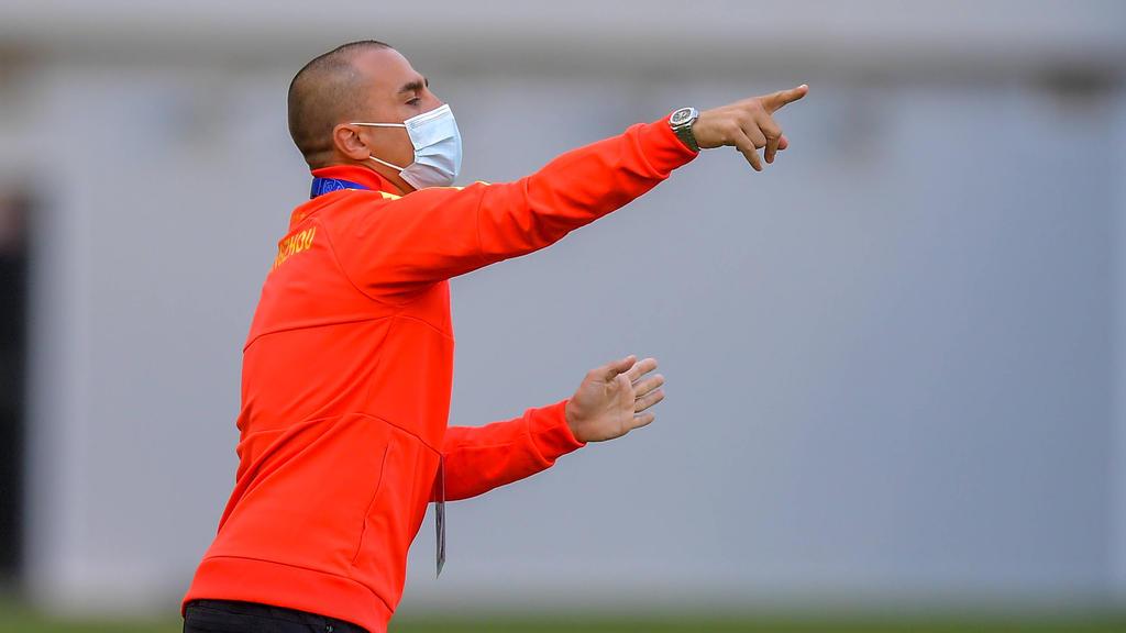 Fabio Cannavaro hat das Handtuch geworfen