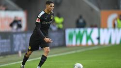 Achraf Hakimi vom BVB steht wohl beim FC Bayern auf dem Zettel