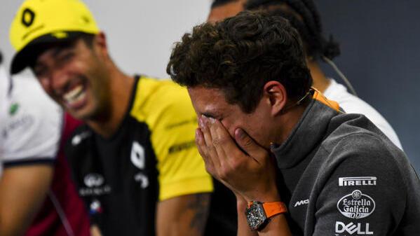 Lando Norris enthüllte den Launch-Termin von McLaren