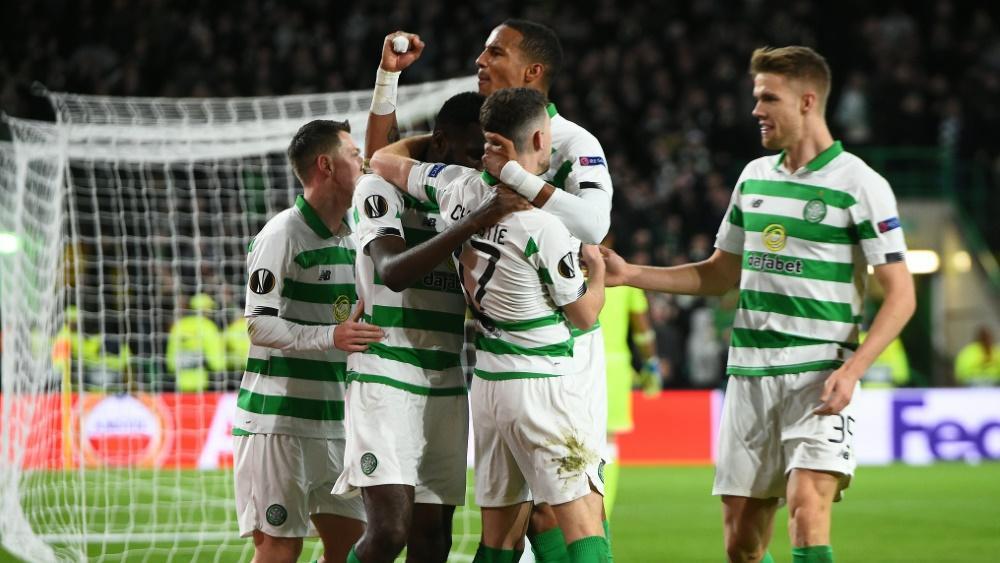 Celtic Glasgow feiert den 51. Meistertitel