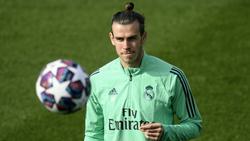 Bleibt wohl bei Real Madrid: Fußballstar Gareth Bale