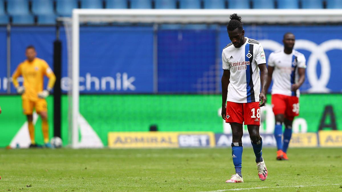 Der HSV wird 2020/2021 erneut in der 2. Bundesliga spielen müssen