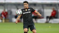 Nadiem Amiri wird Leverkusen gegen die Rangers fehlen