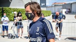 Andrea Pirlo steht vor seinem Serie-A-Debüt als Trainer von Juventus