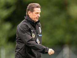 Werner Gregoritsch peilt den nächsten Sieg an