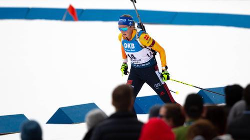 Biathlon-Frauen stürmen in Kontiolahti aufs Podest