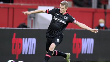 Lars Bender könnte gegen Hertha BSC zurückkehren