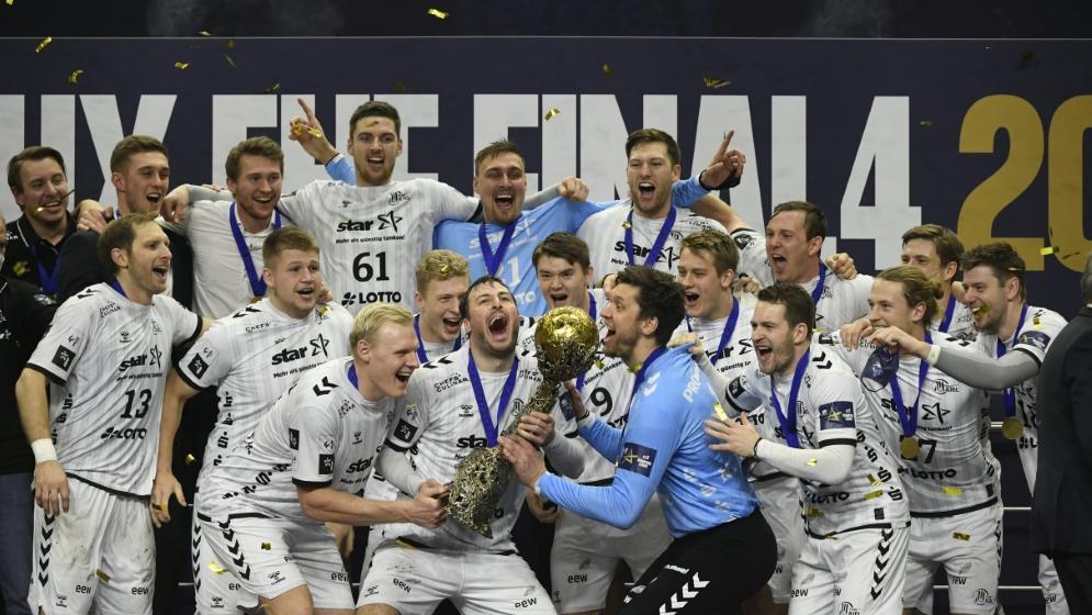 Kiel feiert den vierten Titel in der Königsklasse
