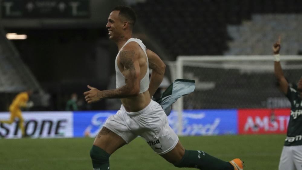 Breno Lopes erzielte den goldenen Treffer