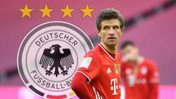 Kehrt Thomas Müller vom FC Bayern zur Nationalmannschaft zurück?