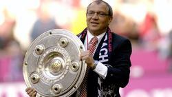 Felix Magath wurde mit dem FC Bayern zweimal Doublesieger