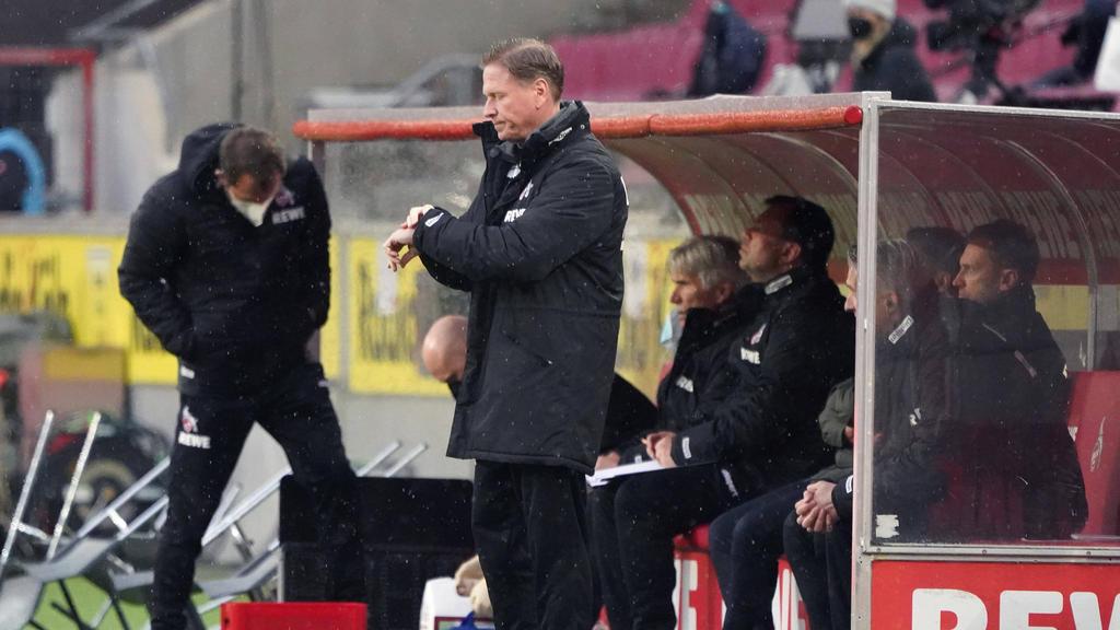 Markus Gisdol ist nicht mehr Trainer des 1. FC Köln