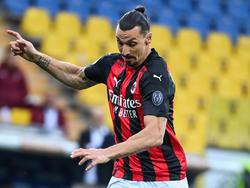 Zlatan Ibrahimović sorgt auch außerhalb des Platzes für Negativschlagzeilen