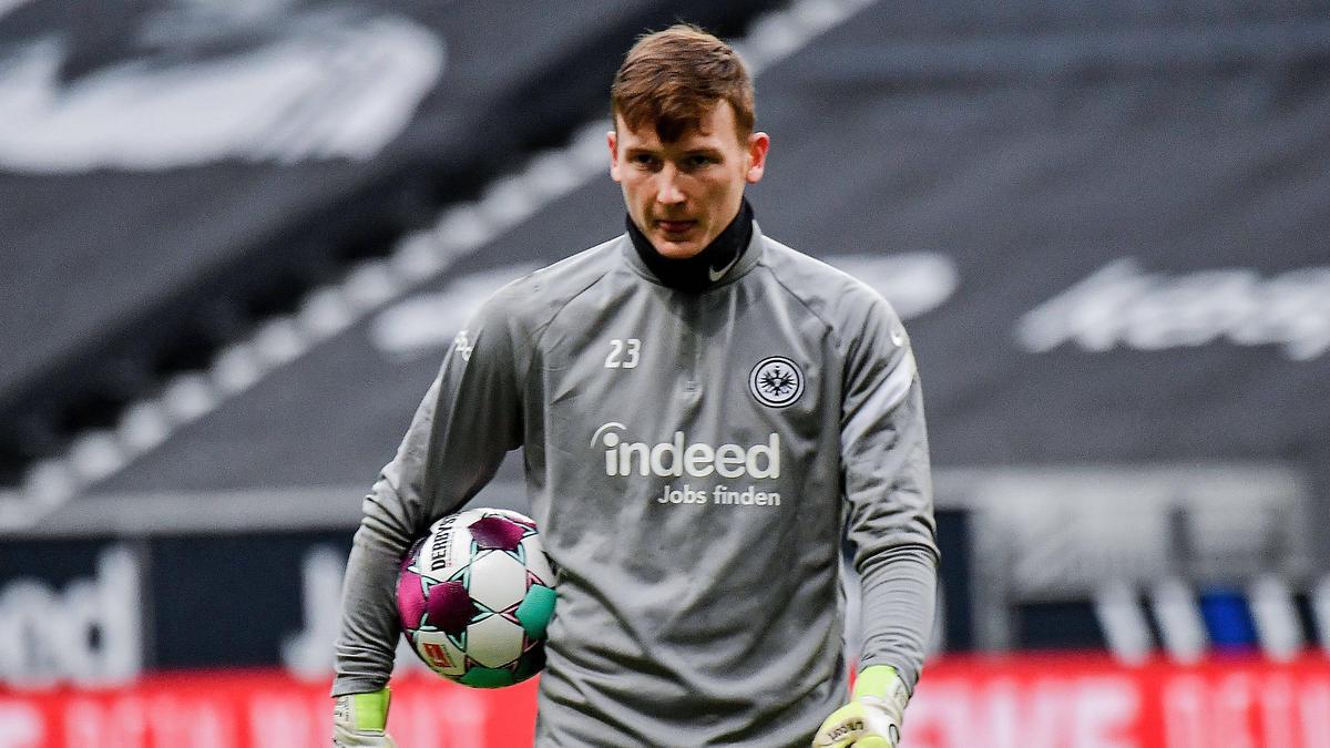 Markus Schubert wird von Eintracht Frankfurt zurück zum FC Schalke 04 wechseln