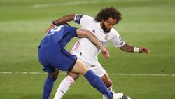 Real muss im Rückspiel womöglich auf Marcelo verzichten