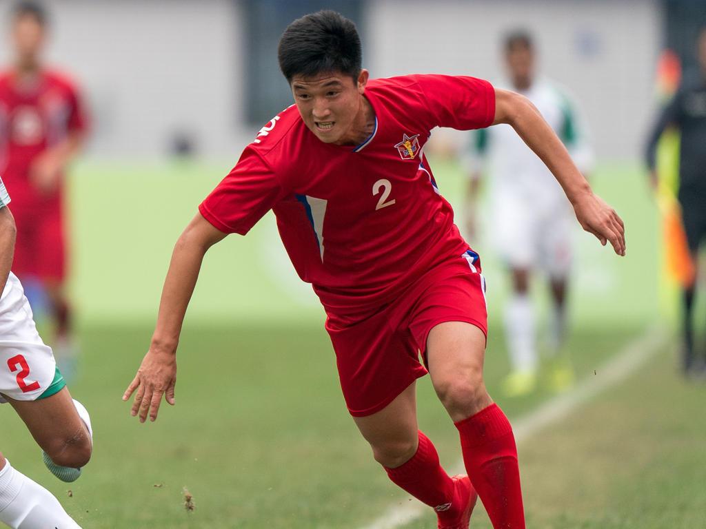 Nordkorea wird nicht mehr an der WM-Qualifikation teilnehmen