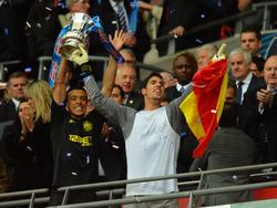 So sehen FA Cup-Sieger aus