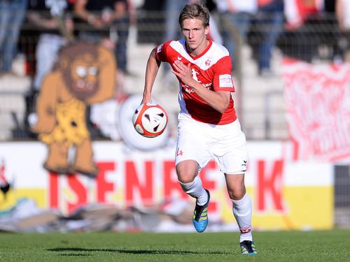 Jan Klauke wechselt zum Chemnitzer FC